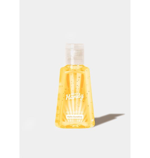 Merci Handi Hello Sunshine Hand Sanitizer