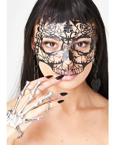 Skullace Face Mask