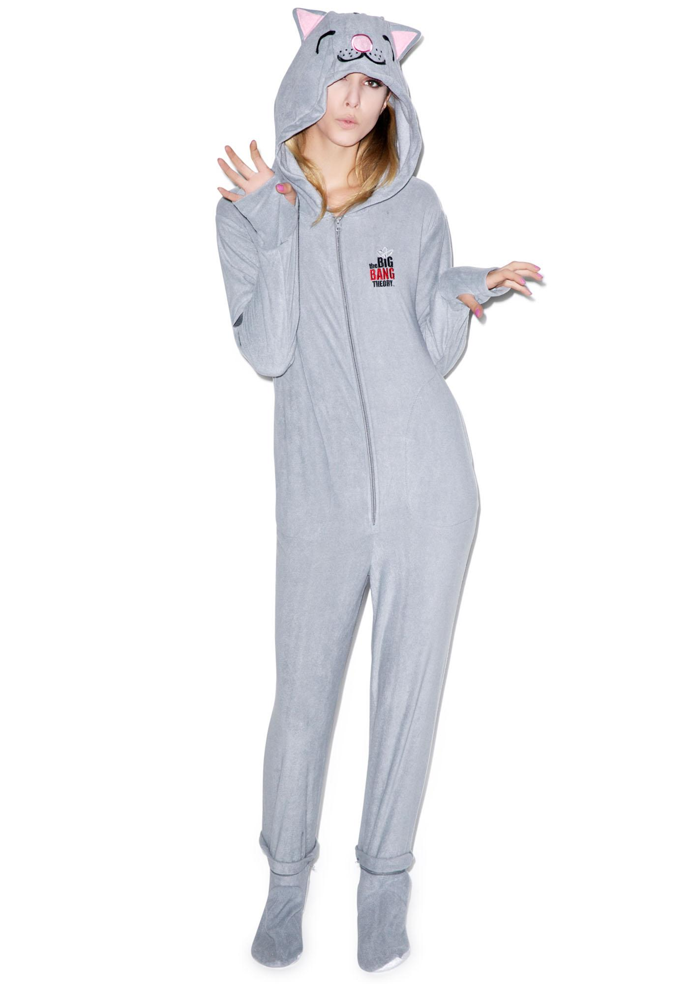 Undergirl The Big Bang Theory Kat Kigurumi