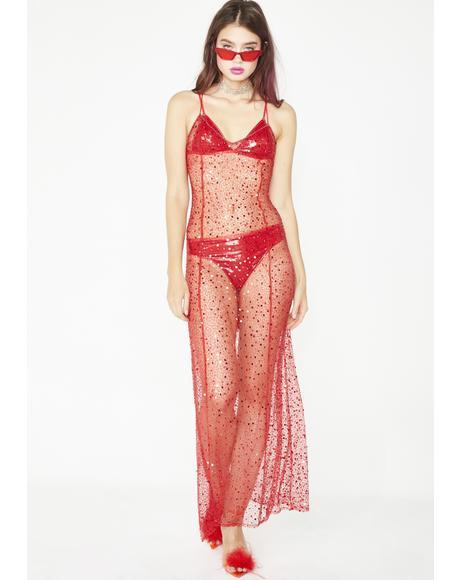 Viva La Cher Gown