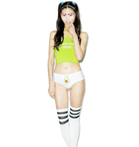 O Mighty Avocado Booty Panty