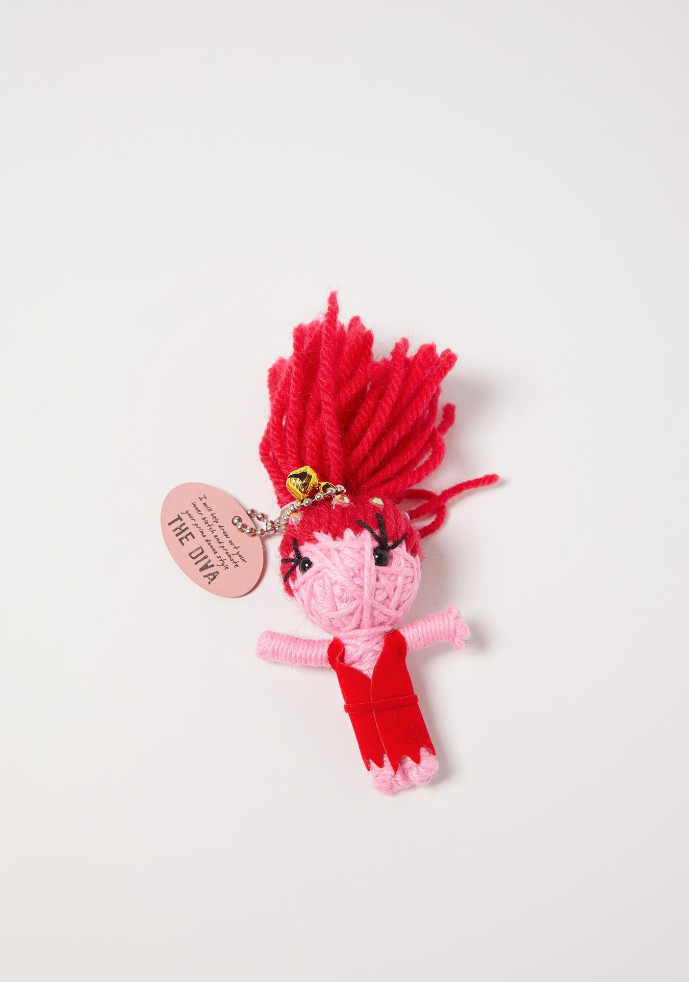 History & Heraldry The Diva Voodoo Doll