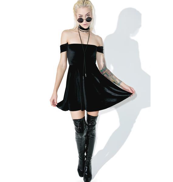 Valfré Aurora Off-Shoulder Dress