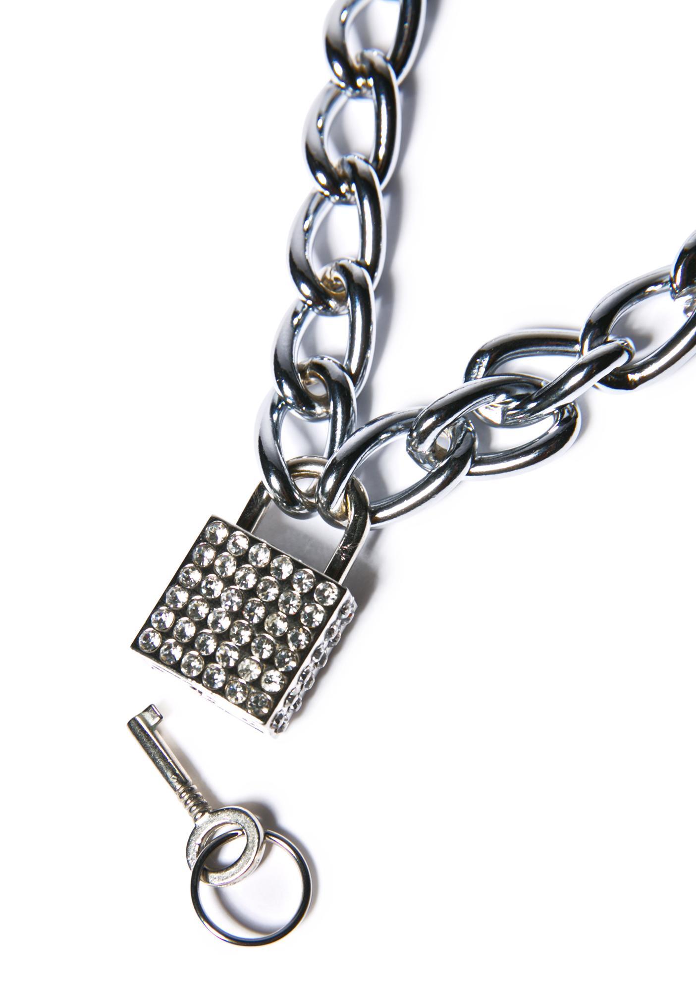 Yankin' My Chain Pendant