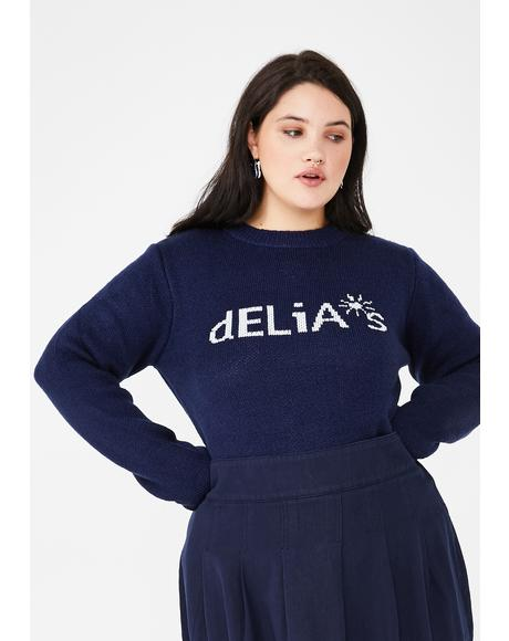 Ur Double Scoop Of Delias Sweater