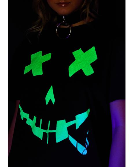 Get Lit Glow In The Dark Tee