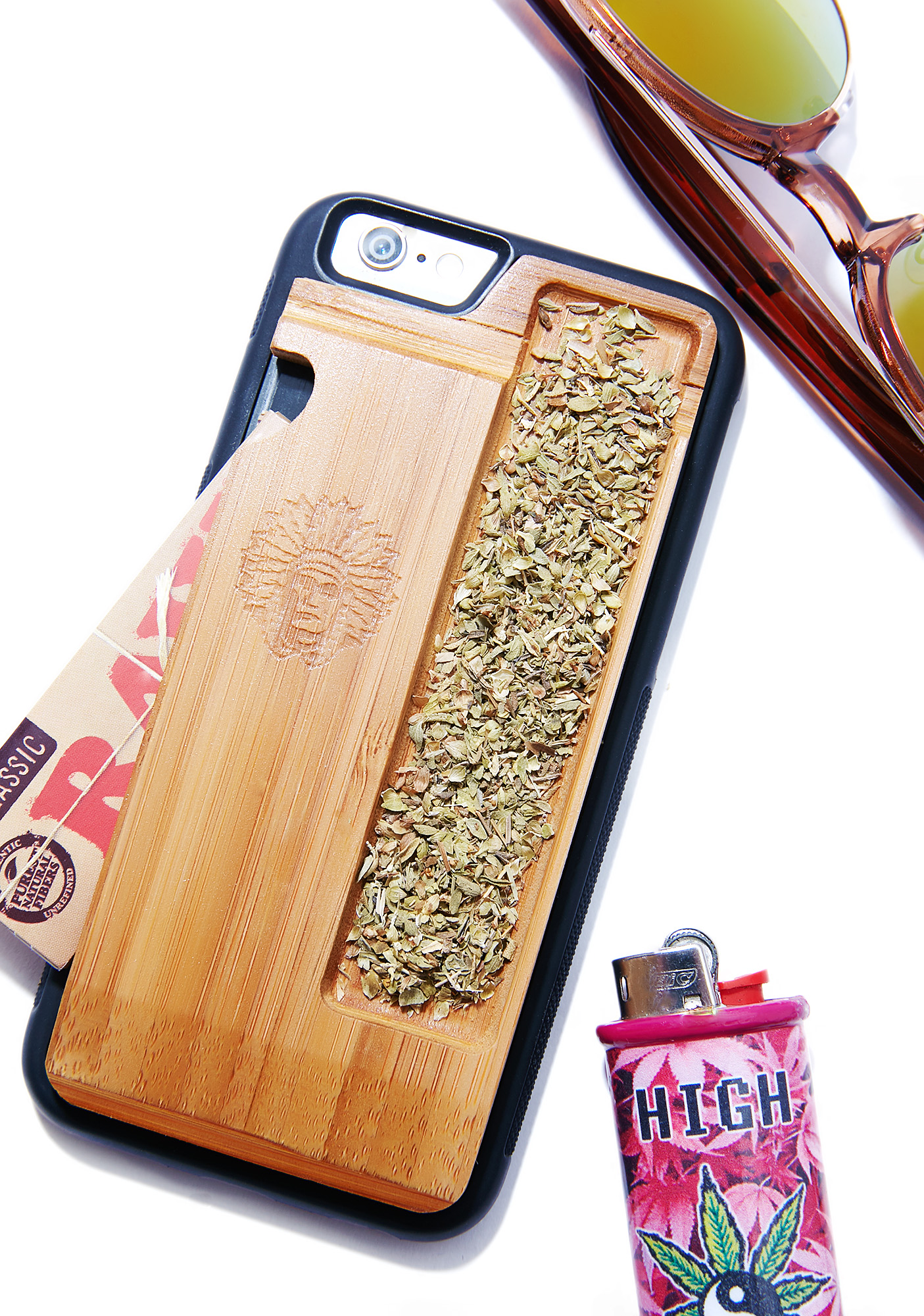 iChief Rolling Tray iPhone 6/6S Case