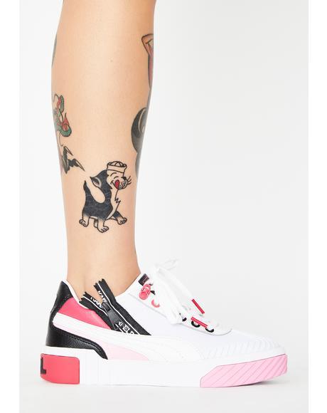X Karl Lagerfeld Cali Sneakers