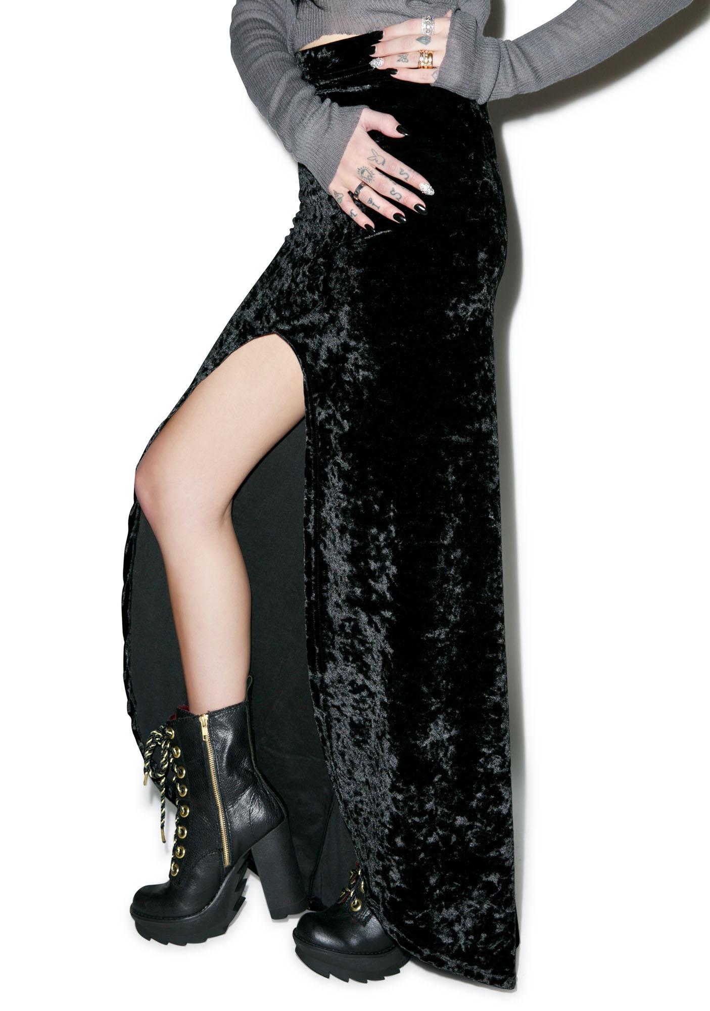 Black Wednesday The Roux Skirt