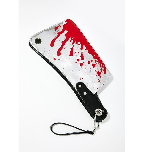 Kreepsville 666 Cleaver Clutch