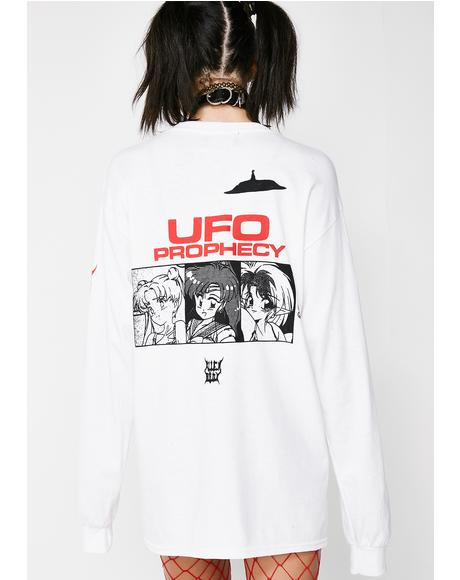 666 UFO Long Sleeve