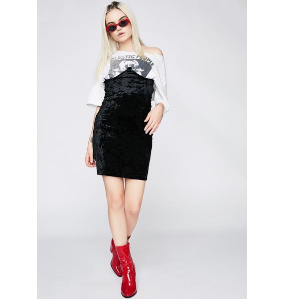 Show Em What U Got Bustier Skirt