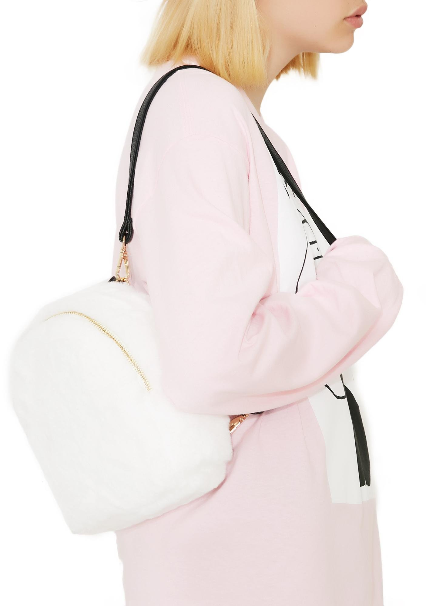 Marshmallow Fluff Backpack