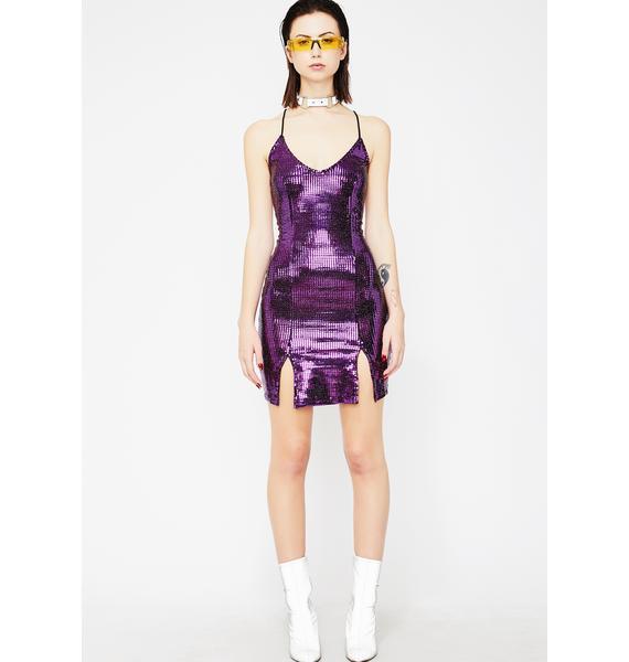Total Badazz Sequin Dress