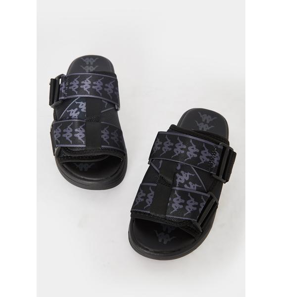 Kappa Black 222 Banda Mitel 1 Slides