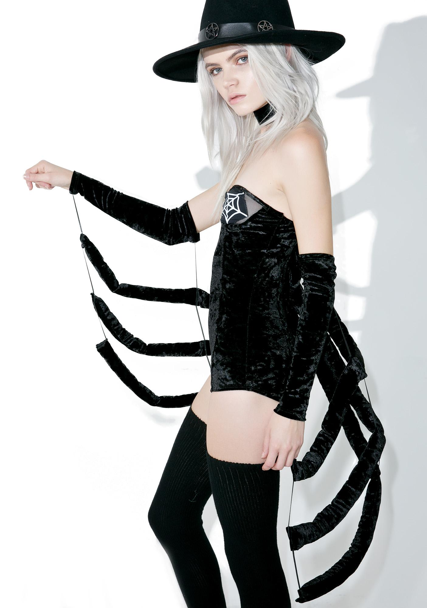Dolls Kill Venomous Vixen Costume