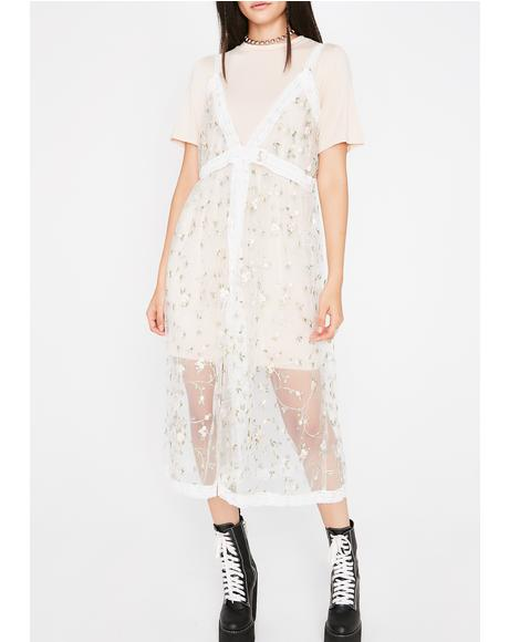 Fresh Era Midi Dress