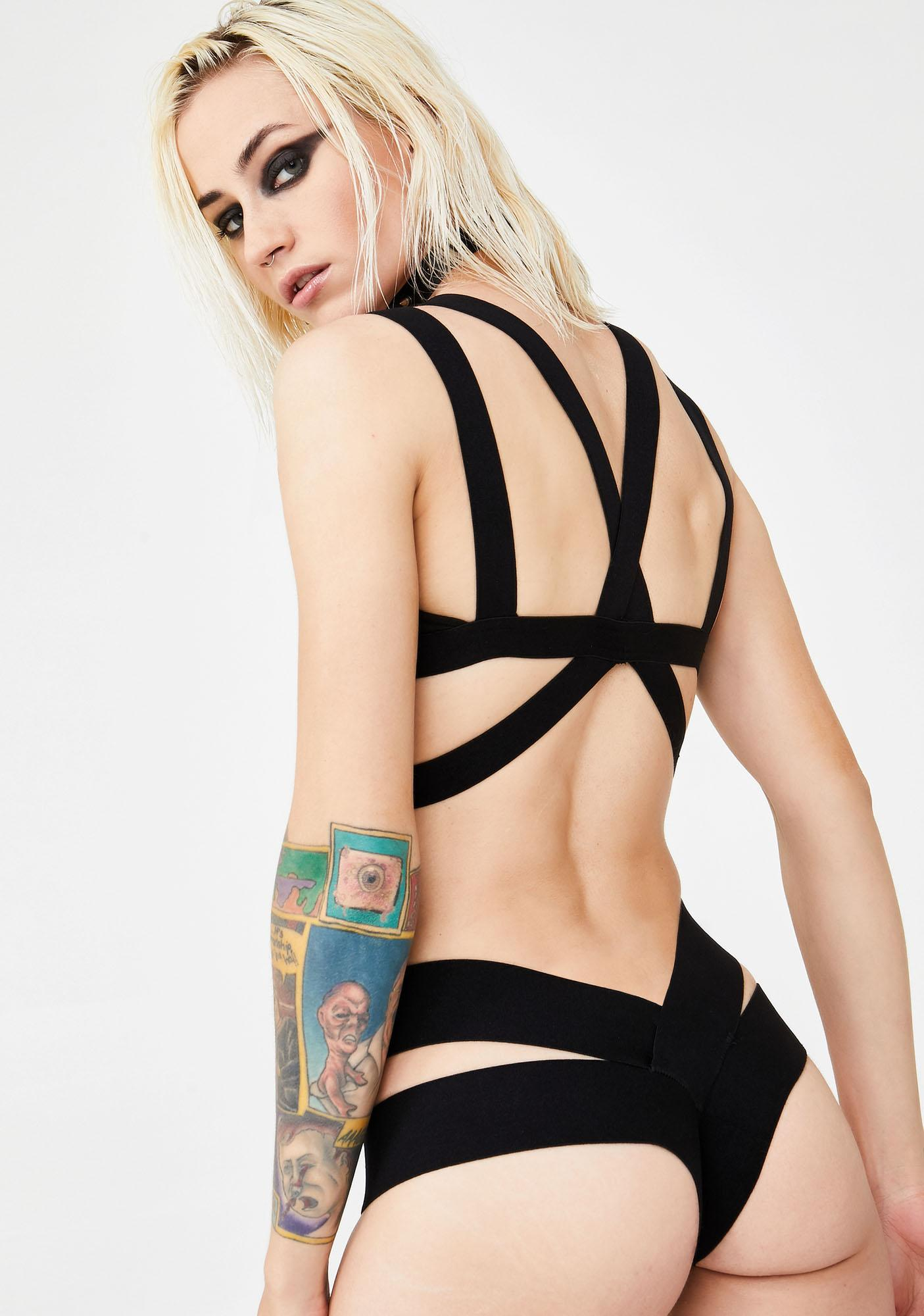 Club Exx Triple X-Rated Booty Shorts