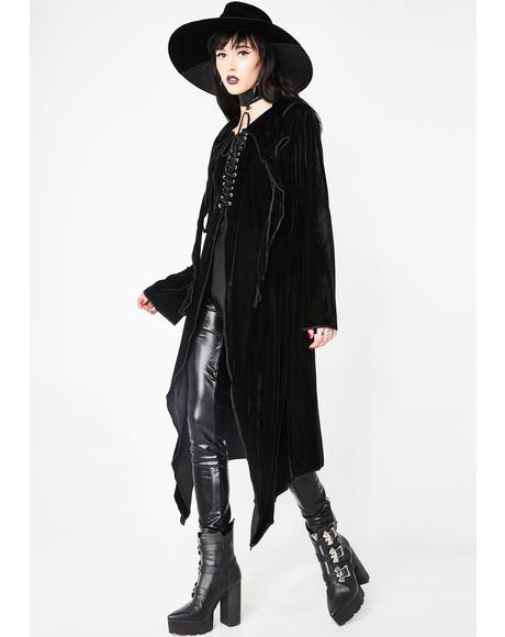 Witches Brew Hooded Robe