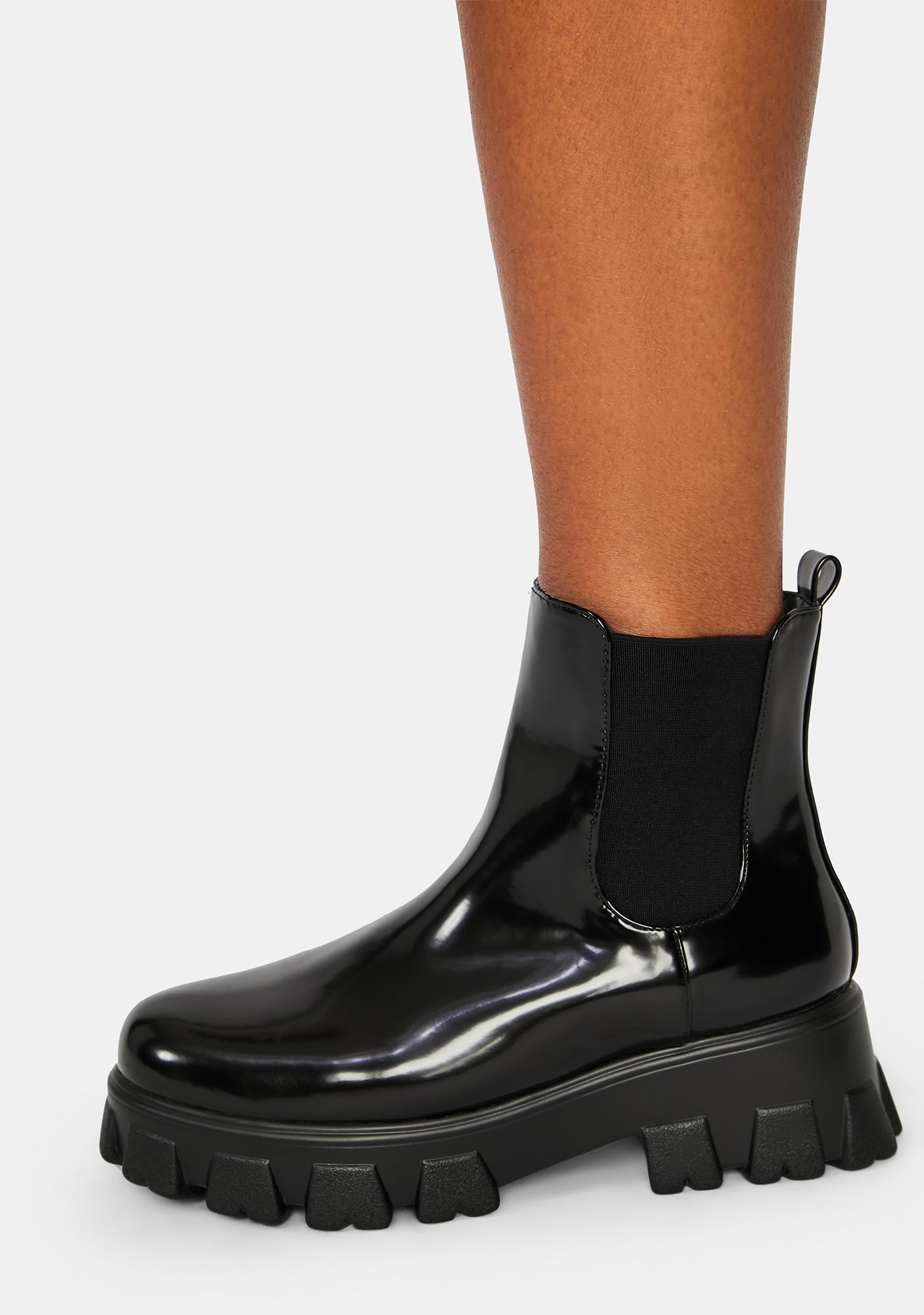 Troublemaker Known Chelsea Boots