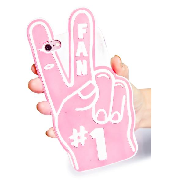 Skinnydip #1 Fan iPhone 6 Case