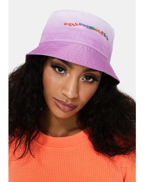 Humanity Bucket Hat