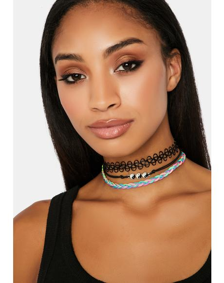 Find Your Balance Choker Set