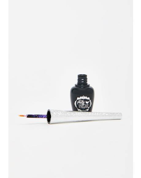 Vixen Glimmer Holographic Liquid Eyeliner