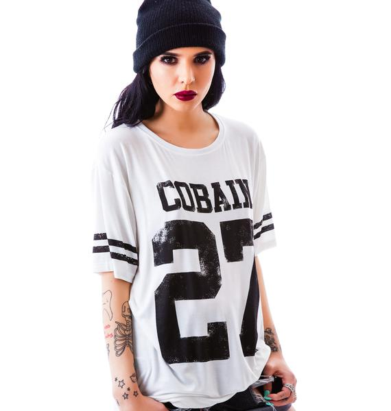 Ruby Starling Cobain 27 Tee