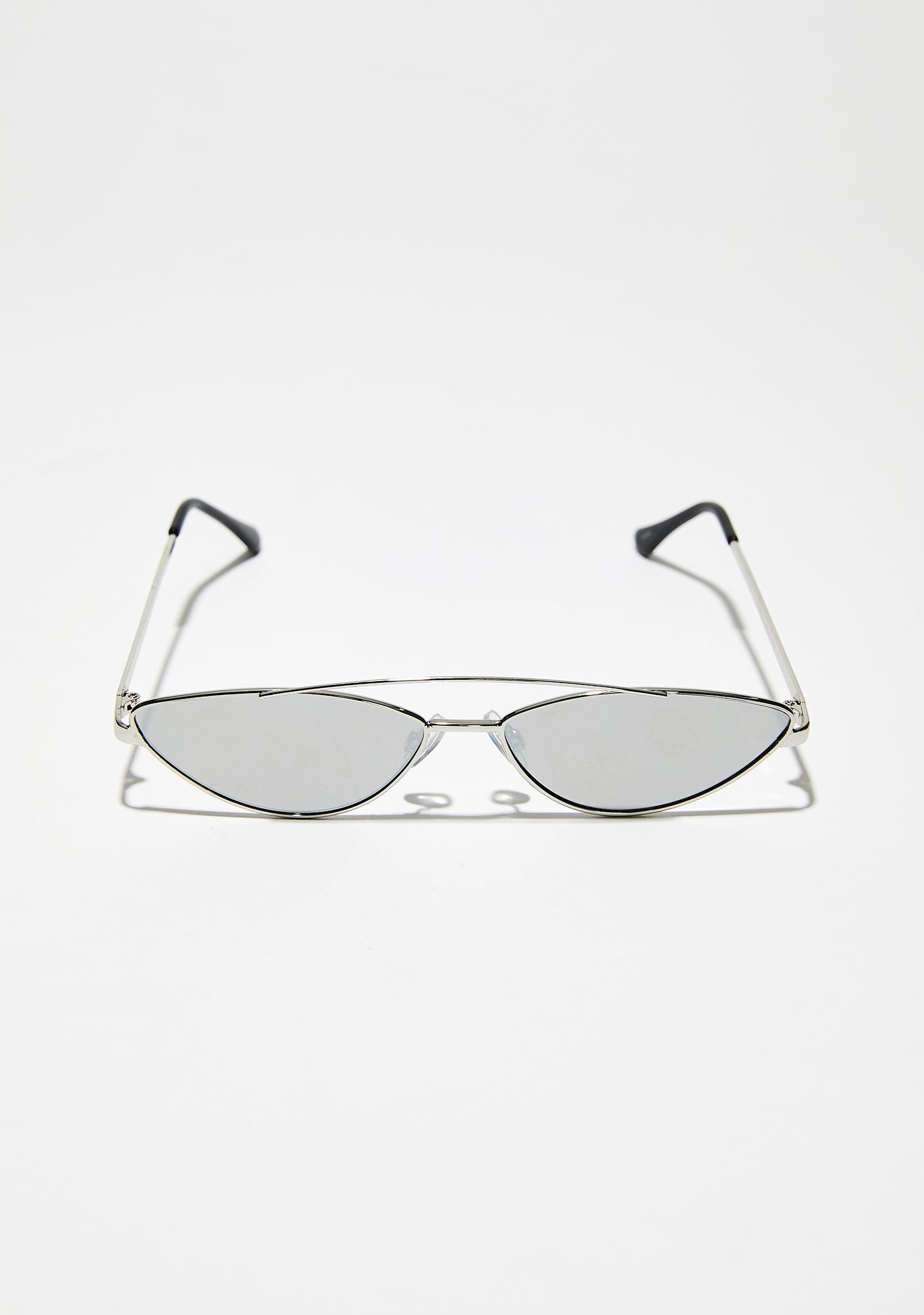 Stackin' Up Skinny Sunglasses