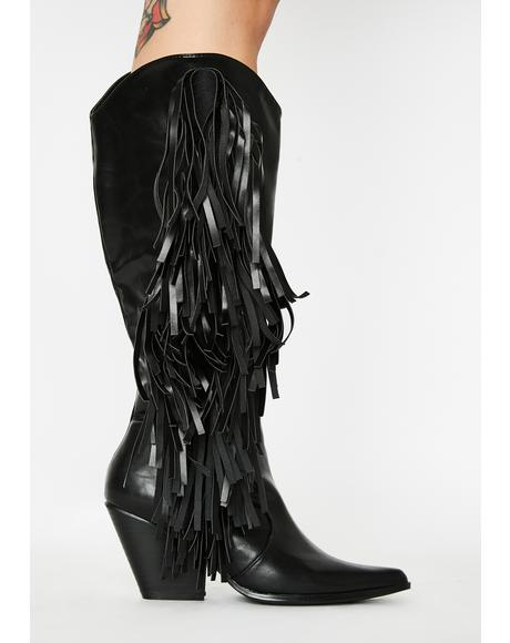 Sinful Southern Charmer Cowboy Boots