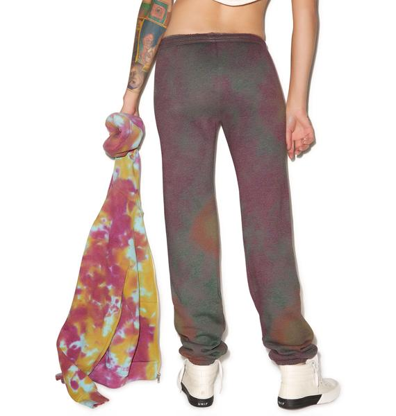 Purple Haze Sweat Pants