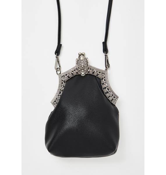 Widow Midnight Magic Crossbody Bag