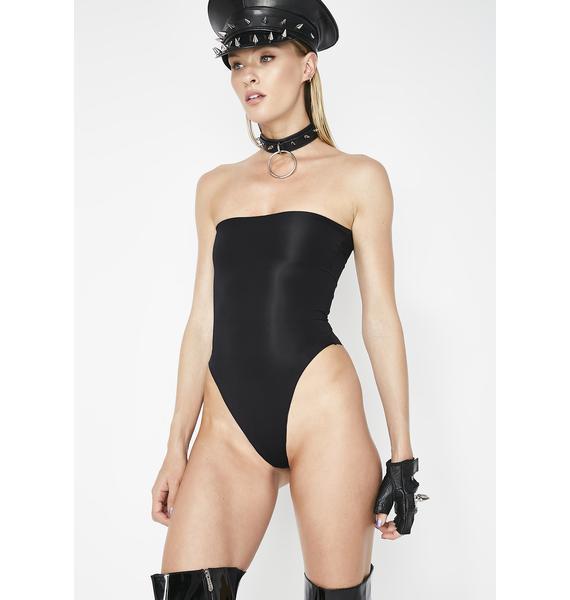 Kiki Riki Run The Show Strapless Bodysuit