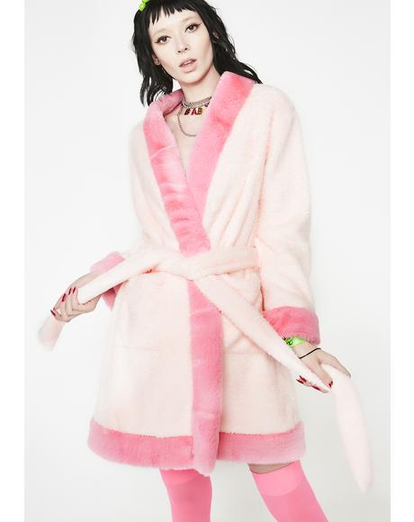 Drama Queen Fluffy Robe
