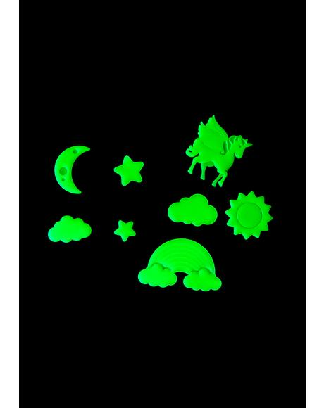 Land Of Dreams Glow In The Dark Decals