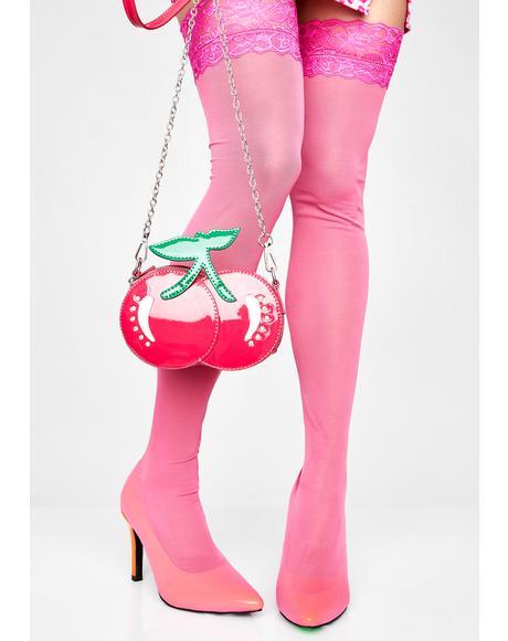Femme Cheri Thigh High Heels