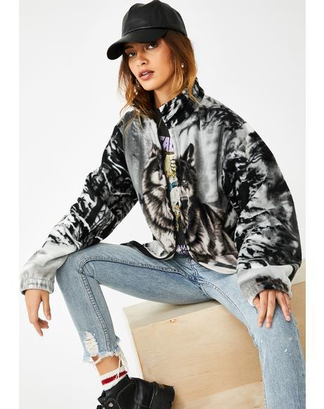 Wolf Pack Fleece Jacket