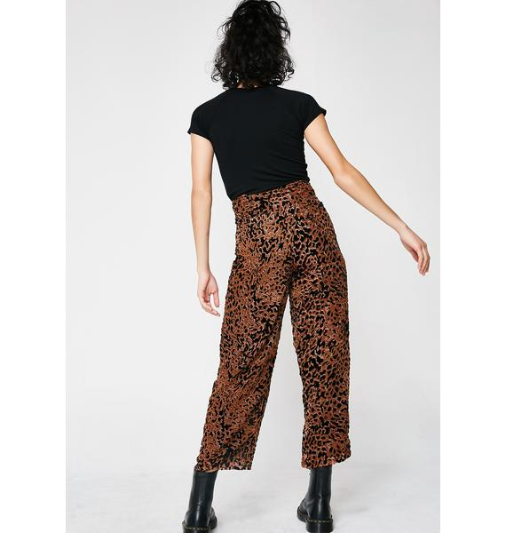 Howlin' 4 U Crop Pants
