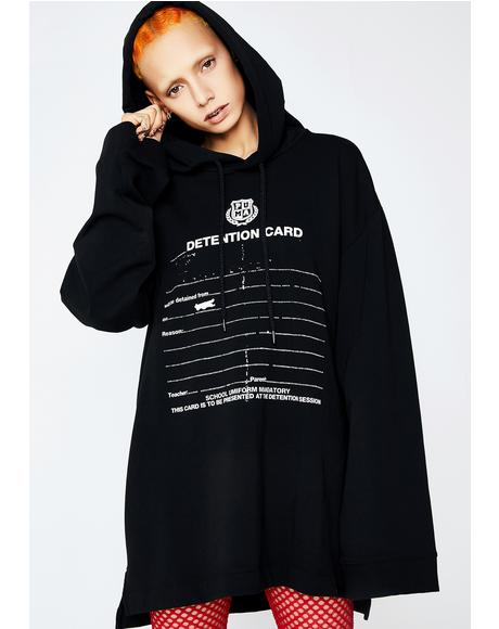 FENTY PUMA BY Rihanna Long Sleeve Graphic Hoodie