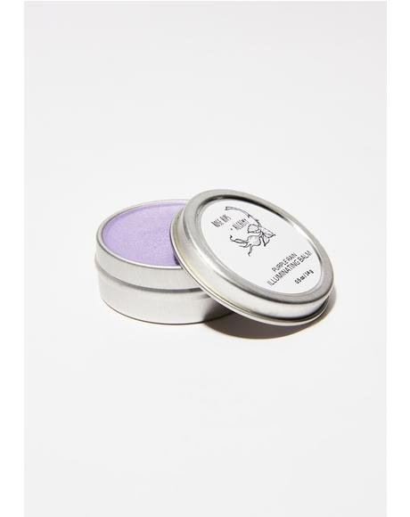 Purple Rain Illuminating Balm
