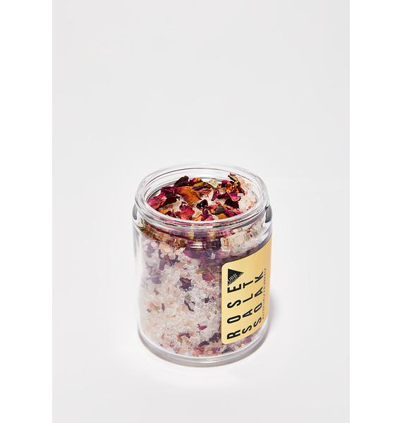 URB APOTHECARY Rose Salt Soak