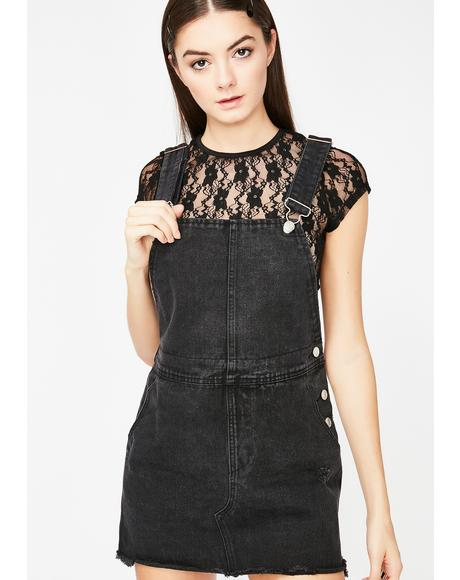 Lotta Lust Denim Dress