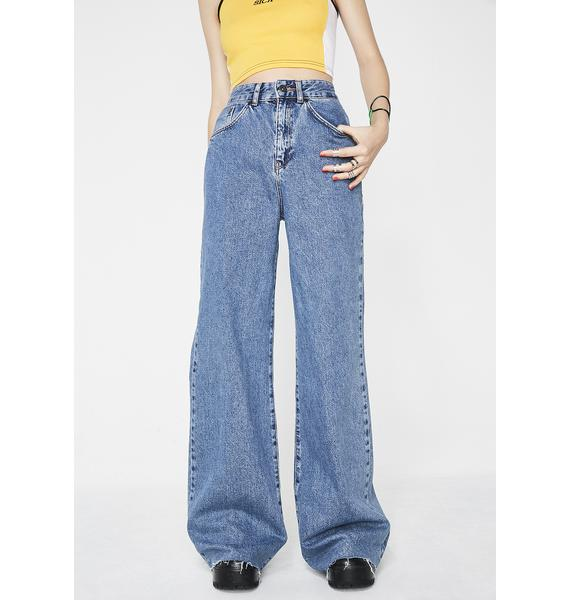The Ragged Priest Trip Skater Jeans