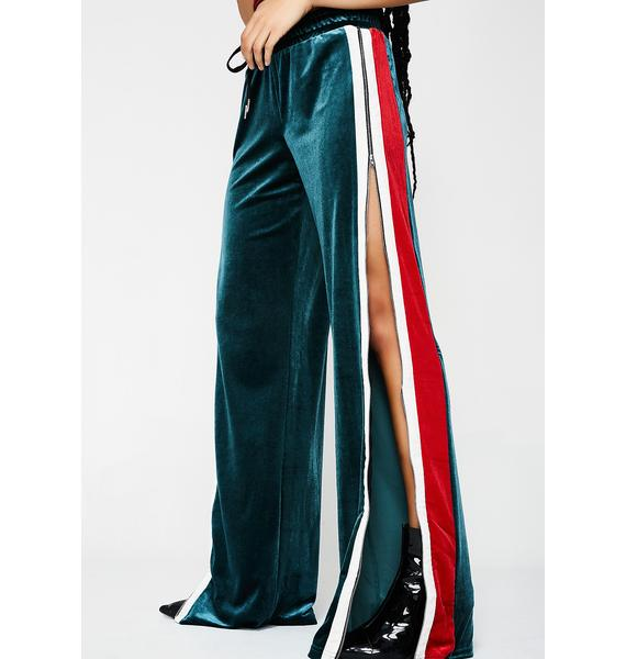 Long Shot Track Pants