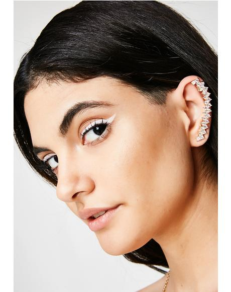 Ur So Icy Ear Cuff