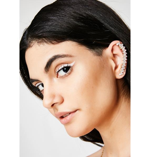 Ur So Icy Ear Cuff