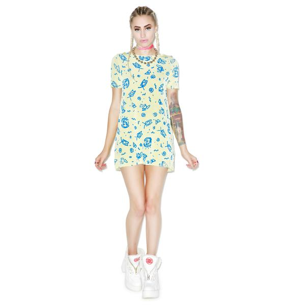 Mamadoux Life Mini Dress