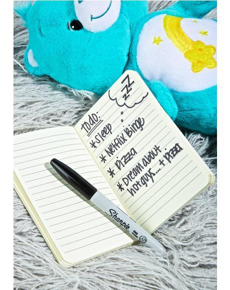 The Potty Mini-Notebook