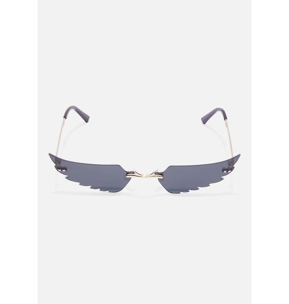 Birds Of A Feather Wing Sunglasses